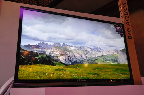 Sharp's LED TV lineup also includes a 70-inch (SRP: PhP 377,798) ...