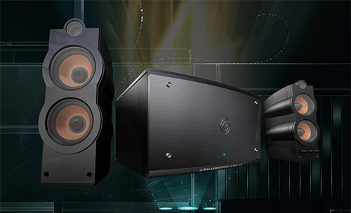 Armaggeddon A7 ULTRA Speakers
