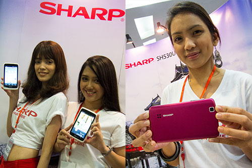Looking for a feature-rich dual-SIM Android smartphone on the cheap? These ladies have a suggestion just for you.