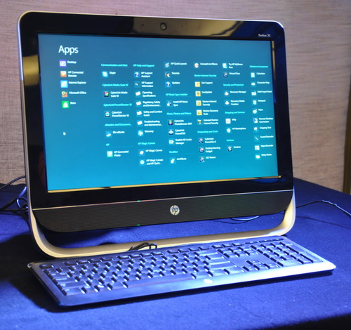 HP Pavilion20 All-i-in-One PC