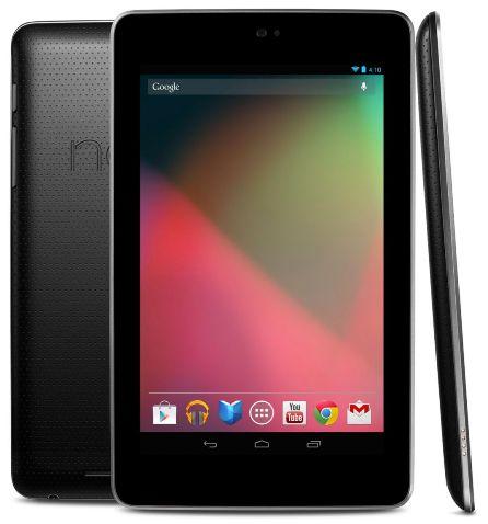 Google Nexus 7 by ASUS
