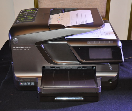 HP OfficeJet Pro 8600 e-All-in-One