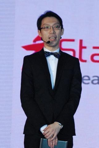 Michael Chen, Starmobile's President