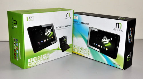 If you are looking for MoveTab's MA900 and MA1000 tablets, here are the boxes that you should check out in Gadgets in Style stores.