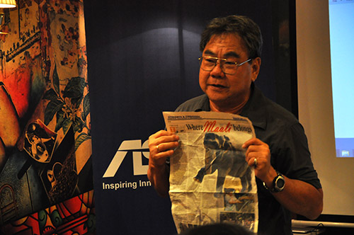 John Chua discusses photography tips and tricks and his photography-based advocacies.