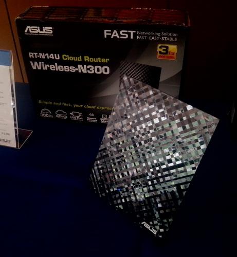ASUS RT-N14U (PhP 2,990)