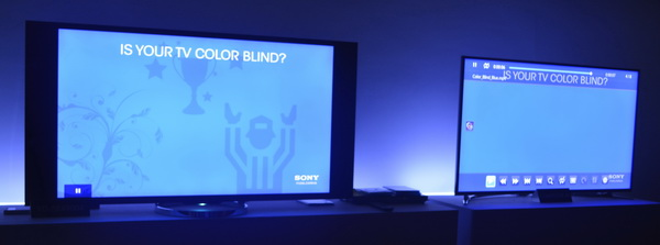 Equipped with Sony's TRILUMINOS Display, the KD-55X9004 can render wider range of colors than a similar 4K TV offering from a competitor.