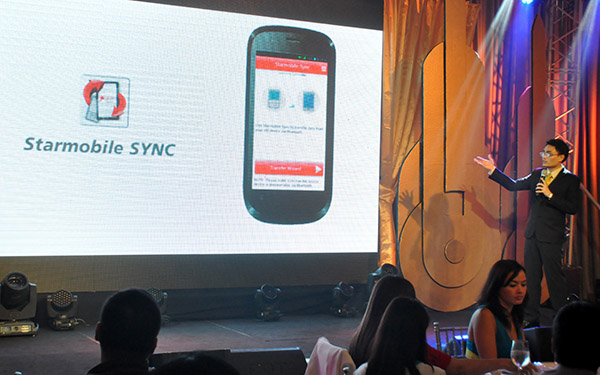 Elijah Mendoza, Starmobile's Product Marketing Manager, explained how easy it is to use Starmobile Sync.