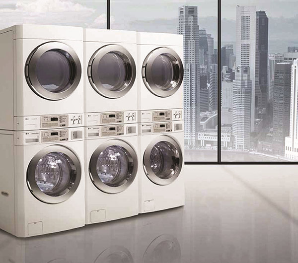 coin operated laundry lg introduces its laundry products in the 29519