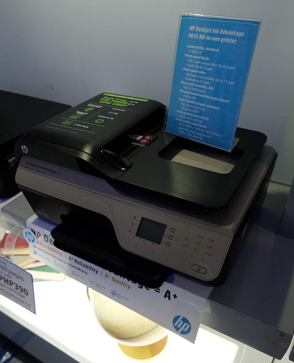 HP Deskjet Ink Advantage 4615 All-in-one