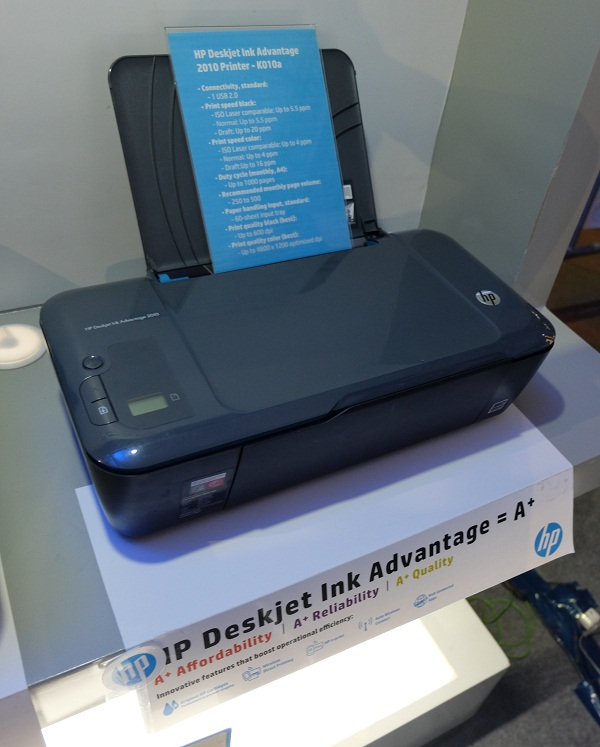 HP Deskjet Ink Advantage K010a