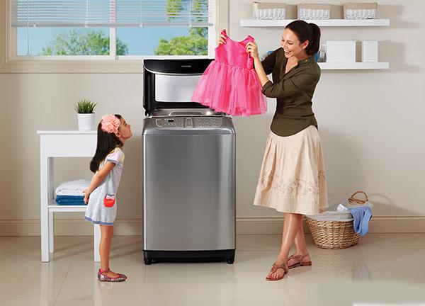Samsung WA80F5S5 Washing Machine