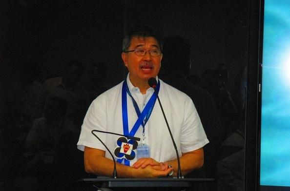 DOST Undersecretary Fortunato dela Peña