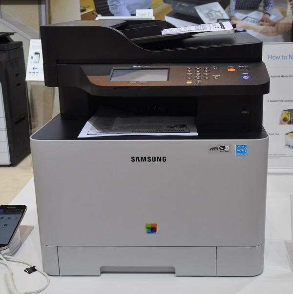 Samsung Xpress C1860FW Color Laser Printer
