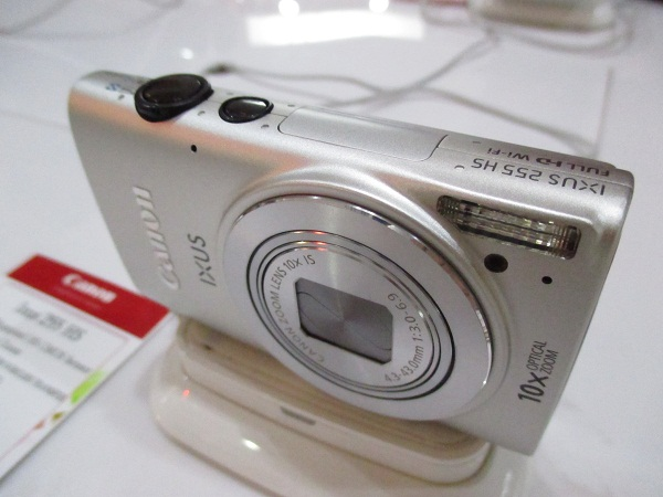 Canon Digital IXUS 255 HS
