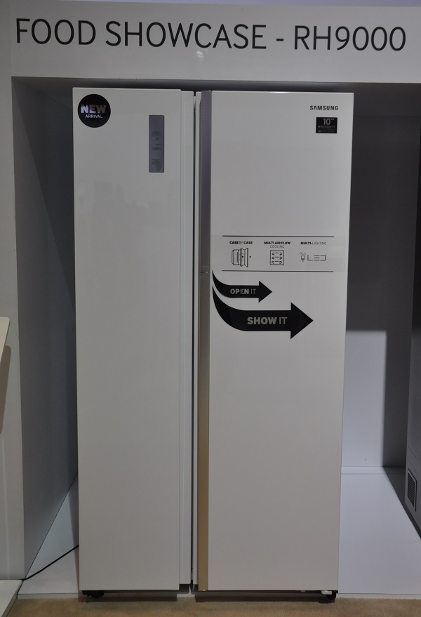 Here is another variant of the Food ShowCase refrigerator.