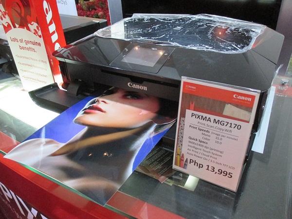 Canon PIXMA MG7170 - PhP 13,995