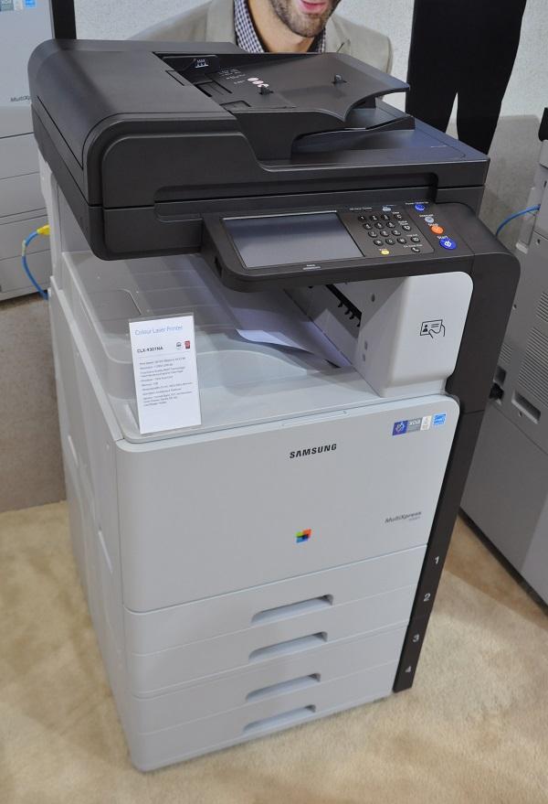 Samsung CLX-9301NA Color Laser Printer