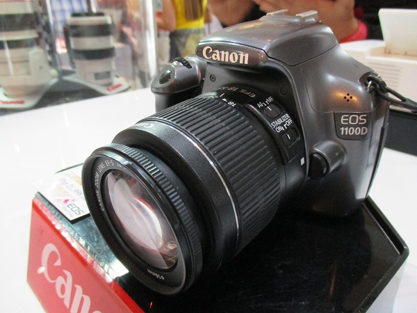 Canon EOS 1100D - PhP 21,998