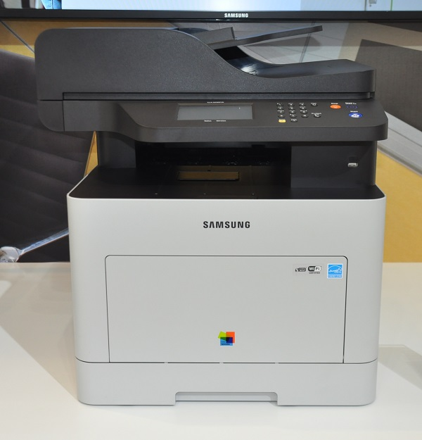 Samsung CLX-6260FW Color Laser Printer