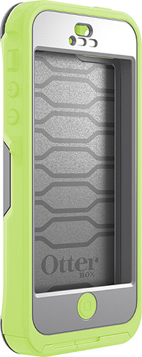 The OtterBox Preserver Series up close.