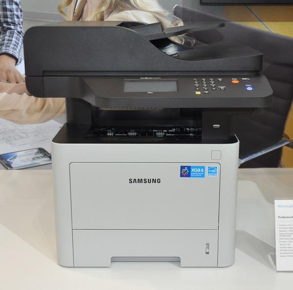 Samsung ProXpress M4070FX Mono Laser Printer