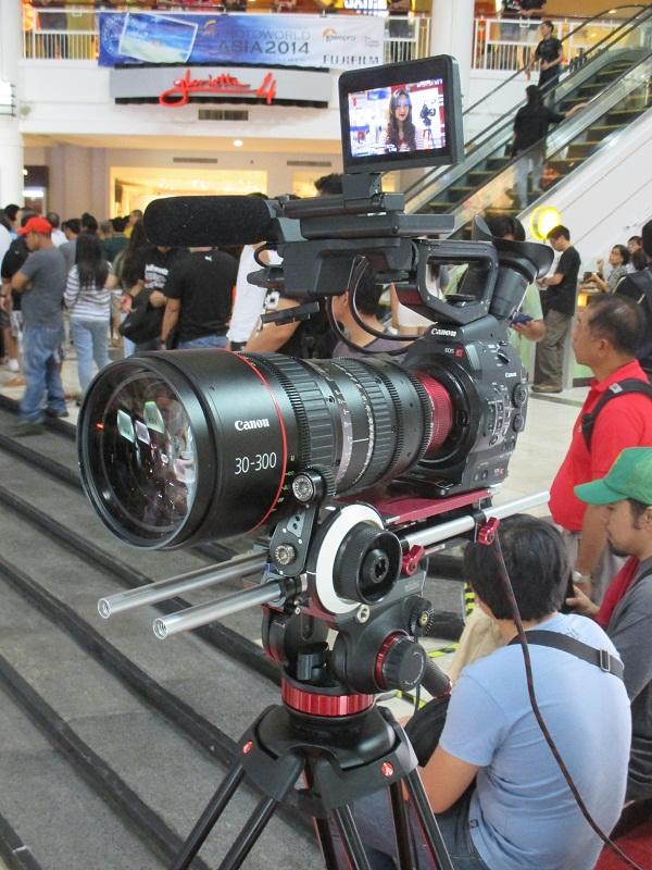 Canon EOS C