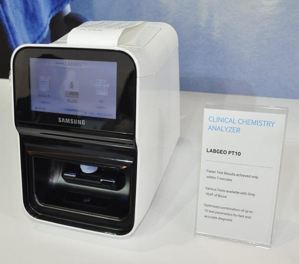 Samsung LABGEO PT10