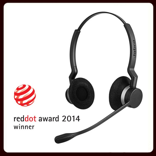 Jabra Biz 2300 Headset Receives Red Dot Award 2014 Www Hardwarezone Com Ph