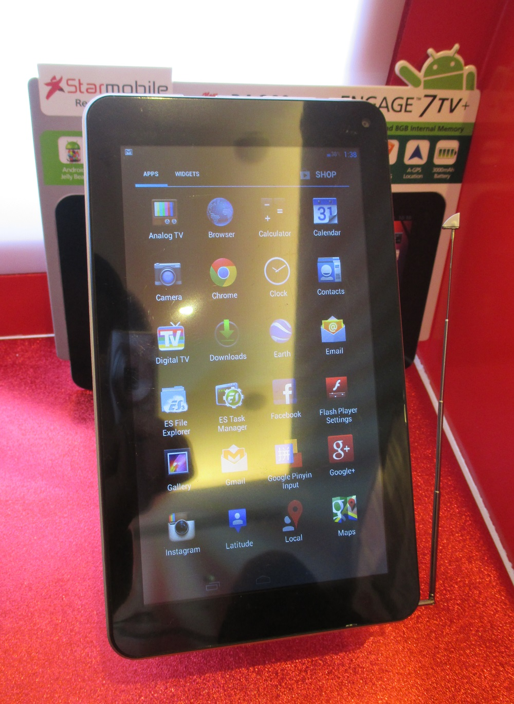 Starmobile Introduces Three New Engage Tablets: 7 Lite, 7TV+, and 8 ...
