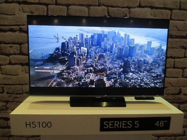 48-inch Samsung Series 5 H5100 TV