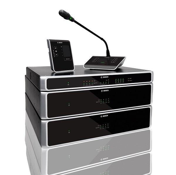 bosch unveils plena matrix digital sound system and dcn multimedia conference system www. Black Bedroom Furniture Sets. Home Design Ideas