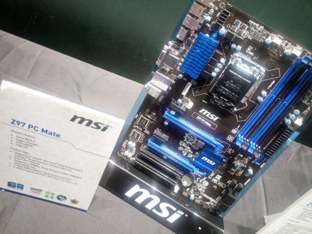 MSI Z97 Motherboard Showcase - The Heat is On in Saigon - HardwareZone ...