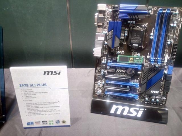 MSI Z97