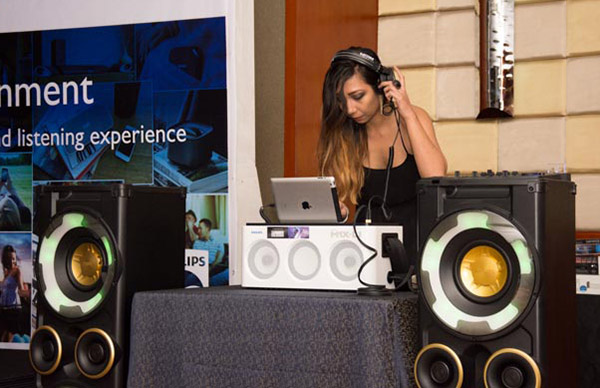The A5-PRO headphones and M1X-DJ System were created in collaboration with Grammy-nominated artist Armin van Buuren.