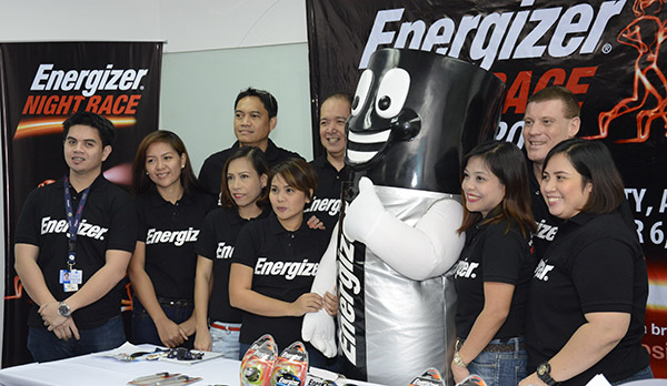 The core team for Energizer's Night Race 2014 were present during the press conference.