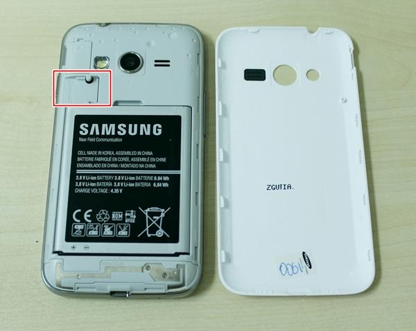 Samsung Galaxy Ace 4 LTE: Design & Features : Shootout ...