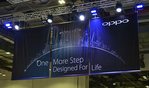 OPPO's products are designed with the user in mind.