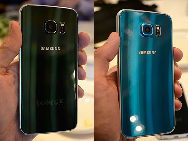 The Samsung Galaxy S6 And S6 Edge Are Getting New Colors