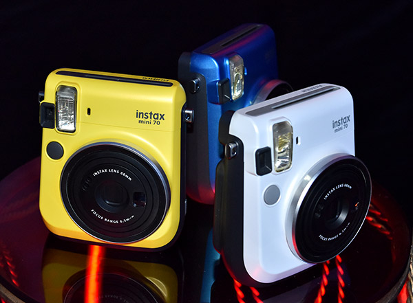 Fujifilm philippines unveils instax mini 70 in time for for Housse instax mini 70