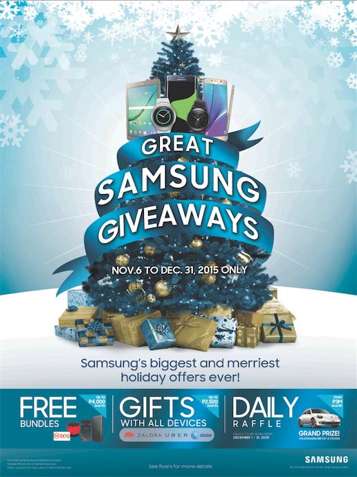 Promotion giveaways