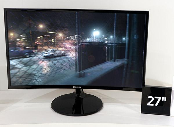 Samsung CF390 Mainstream Curved Monitor