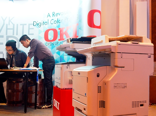 Oki ES8473 MFP and MB760