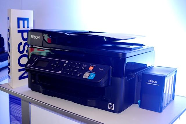 Epson L565 inkjet printer