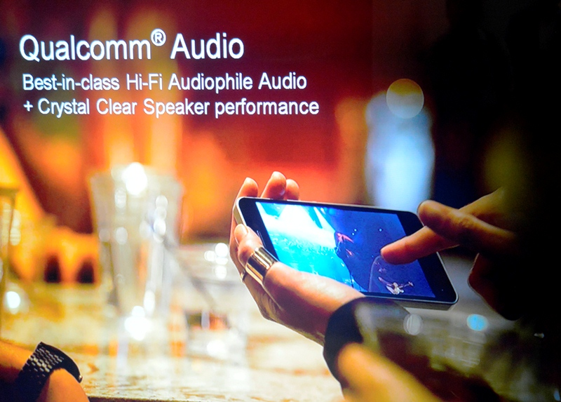 Qualcomm Audio