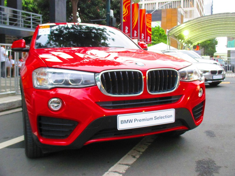 The BMW Festival: XPO 2016 gave aspiring future BMW owners a chance to bring home their own BMW at special rates.