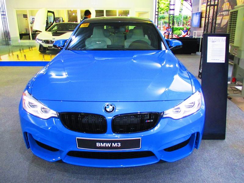 BMW M3 Sedan: PhP 8,490,000