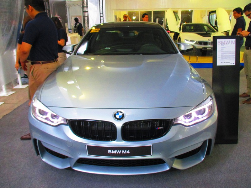 BMW M4 Pure Coupe: PhP 7,750,000