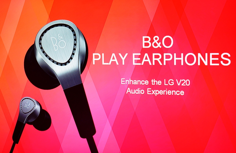 B&O Play Earphones