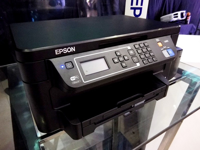 Epson brings 25,000 lumens 3LCD laser projector and new L